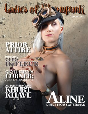 Ladies of Steampunk Magazine, Vol. 2, Issue 3
