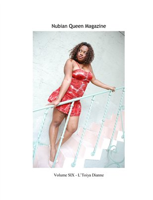 Nubian Queen Magazine Volume Six