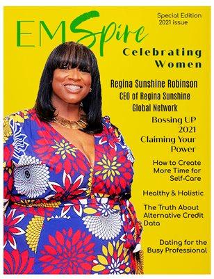 EM-Spire Special Issue - Regina Sunshine Robinson