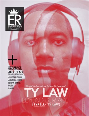 Empire Radio Magazine cover 2 (ft. Ty Law)