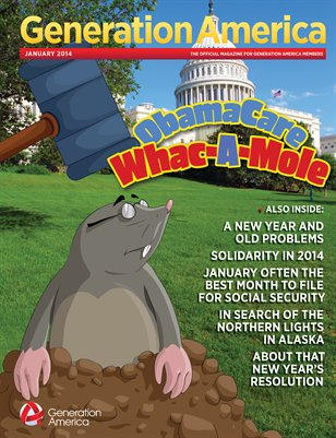 Generation America January 2014 Issue