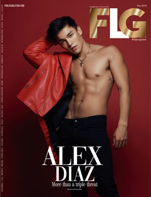 FLG Magazine - Dec/2019 - Alex Diaz