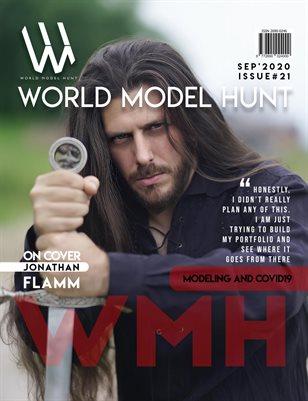 World Model Hunt Magazine - SEPTEMBER - 2020