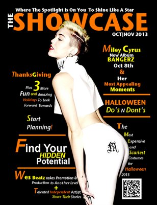 TheShowcase Magazine 2013 Oct|Nov Issue