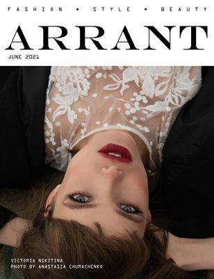ARRANT magazine (June'21)