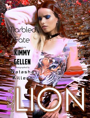 June 2014 - Book 3 - Like a Lion Magazine
