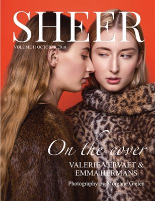 SHEER Magazine - Volume 1