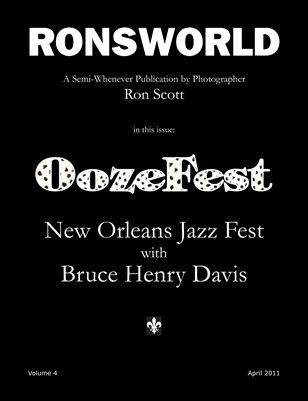 OozeFest - New Orleans Jazz Fest with Bruce Henry Davis