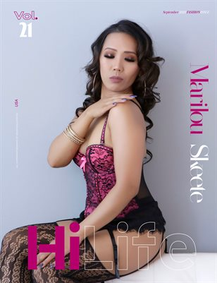 HiLife Magazine Sep 2021 (Vol-21)