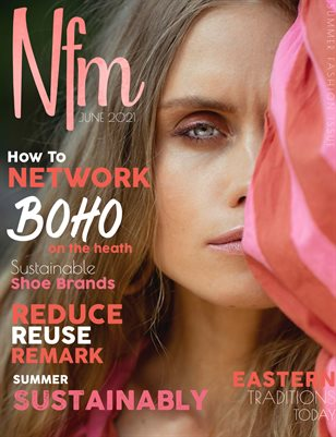 Nfm Issue 53, June '21 (Fashion Cover)