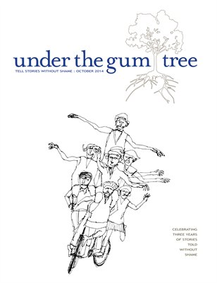 Under the Gum Tree::Oct 2014