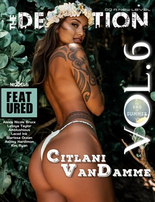 TDM: End Of Summer Citlani VanDamme Cover 1 Vol 6 2019