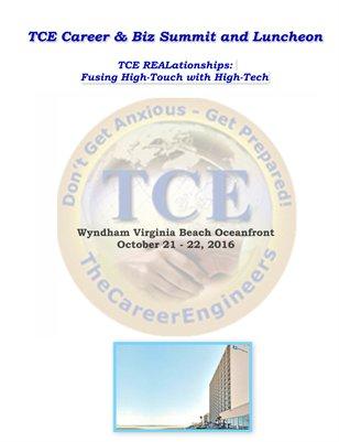 2016 TCE Career & Biz Summit Booklet