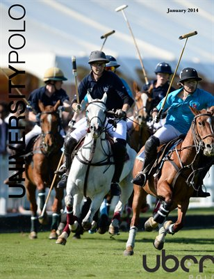 University Polo Magazine January 2014