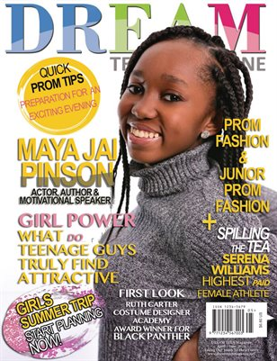 DREAM TEEN Magazine Spring 2019