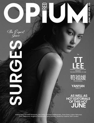 Opium Red June #18 Vol 5