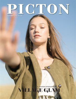 Picton Magazine SEPTEMBER  2019 N248 Cover 3