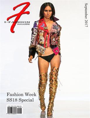 i-Fashion Magazine Fashion Week Special Pia