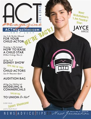ACT Like A Child Magazine Issue 20
