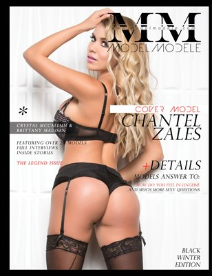 Chantel Zales - Black Winter (Legend Issue)