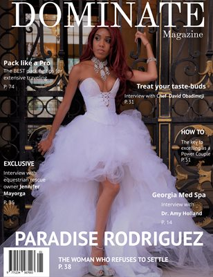 Dominate Magazine 1