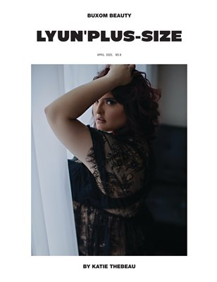 LYUN Plus Size No.8 (VOL No.1) C3