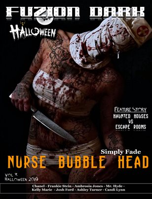 FuzionDark: Simply Fade Halloween Cover2 Vol.3