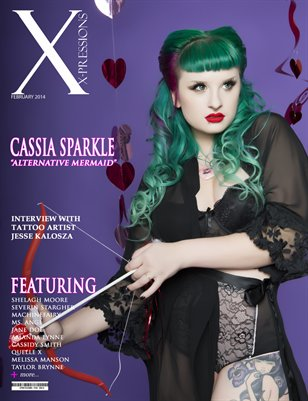 XPRESSIONS MAGAZINE - FEB 2014 - LOVE ISSUE