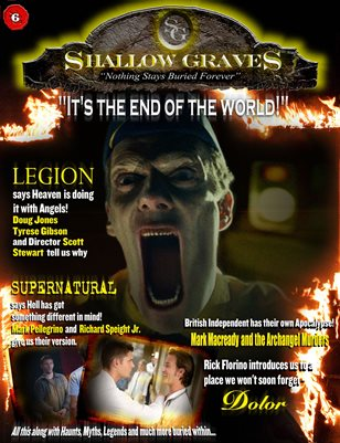 Shallow Graves Issue #6 - LEGION