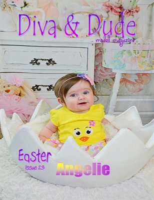 Issue 23- Diva & Dude model magazine