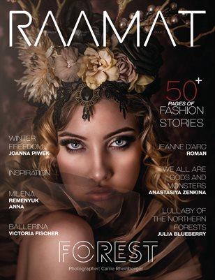 RAAMAT Magazine February 2021 Issue 2
