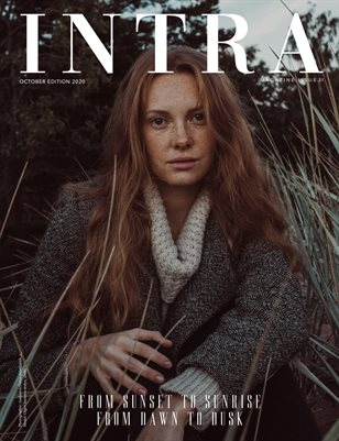 Issue 31 | October | Cover – Andrea Darya