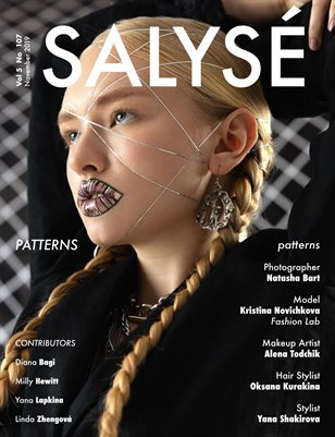 SALYSÉ Magazine   Vol 5 No 107   NOVEMBER 2019  
