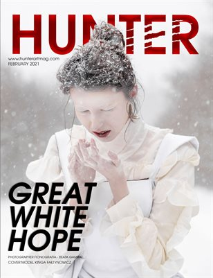 The HUNTER Magazine issue February 2021 vol.2