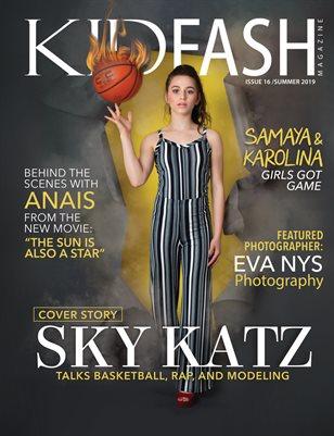 KidFash Magazine July 2019