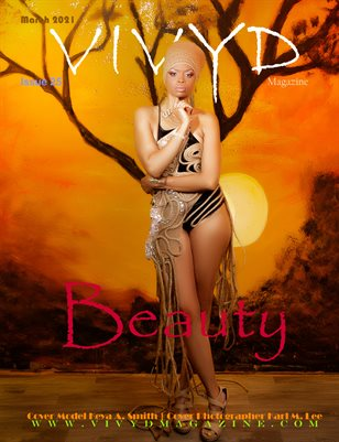 VIVYD Magazine Beauty Issue 25