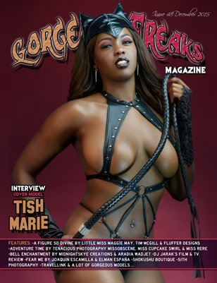 Issue 48 Cover Model: Tish Marie