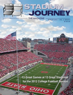 Stadium Journey Magazine, Vol. 2 Issue 6