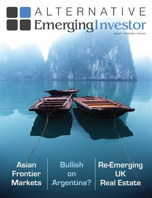 Alternative Emerging Investor: Issue 4