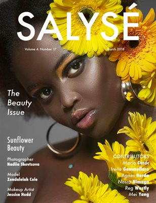 SALYSÉ Magazine | Vol 4 : No 17 | March 2018 |