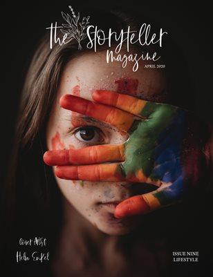 The Storyteller Magazine Issue Nine- Lifestyle