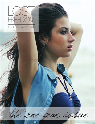 Lost Freedom August 2012