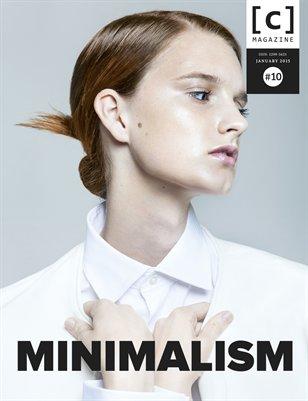 Confashion Magazine # 11 [C] Magazine: Minimalism