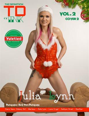 TDM Ink Julia Lynn Xmas vol2 cover2