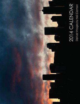 Denver, Colorado 2014 Calendar