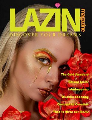Lazin Magazine - The Gold Standard - June 2021