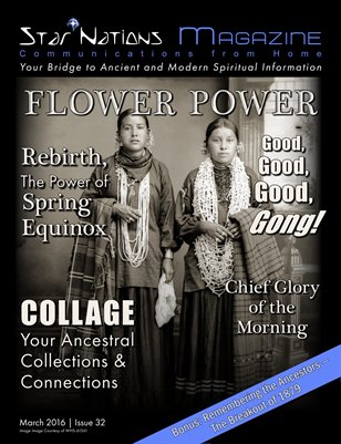 Star Nations Magazine | March 2016 | Issue 32
