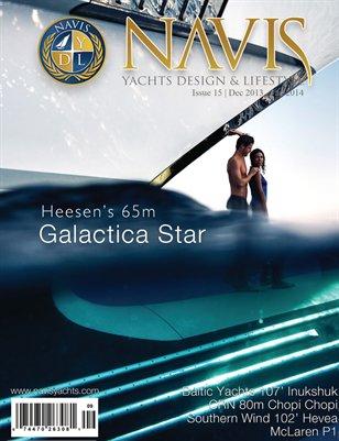 NAVIS Luxury Yacht Magazine #15