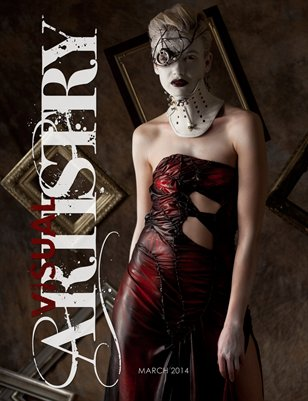 Visual Artistry Magazine March 2014 Volume 01 Issue 08