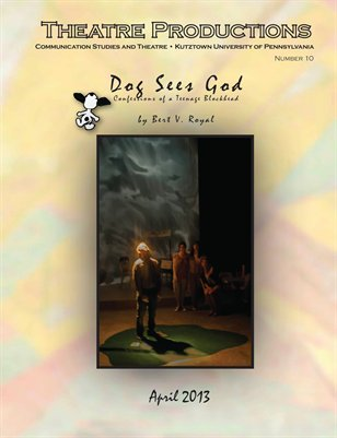 Dog Sees God - April 2013